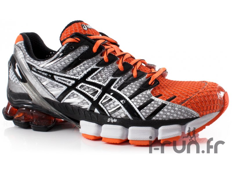 asics gel kinsei 4 homme orange