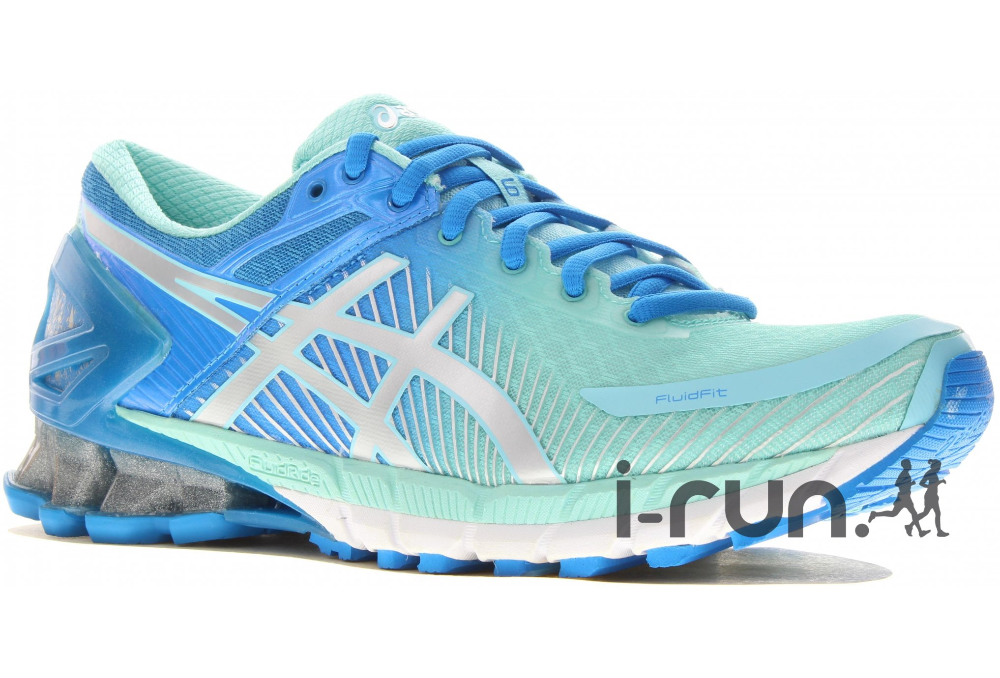 mode designer ccbc3 f7a73 Course Nature LA LUPEENNE - Asics GEL-Kinsei 6 W Chaussures ...
