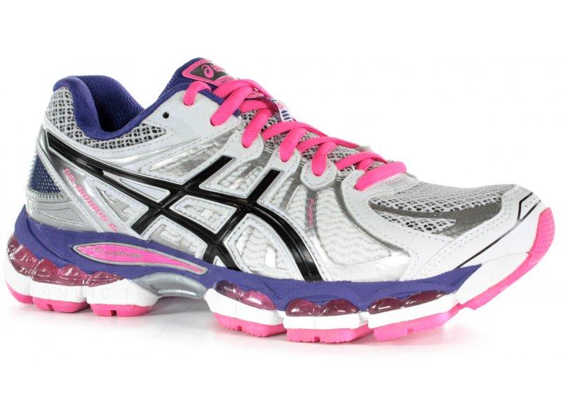 ca2e12b54e9 asics gel nimbus 15 w chaussures running femme 70663 1 fb