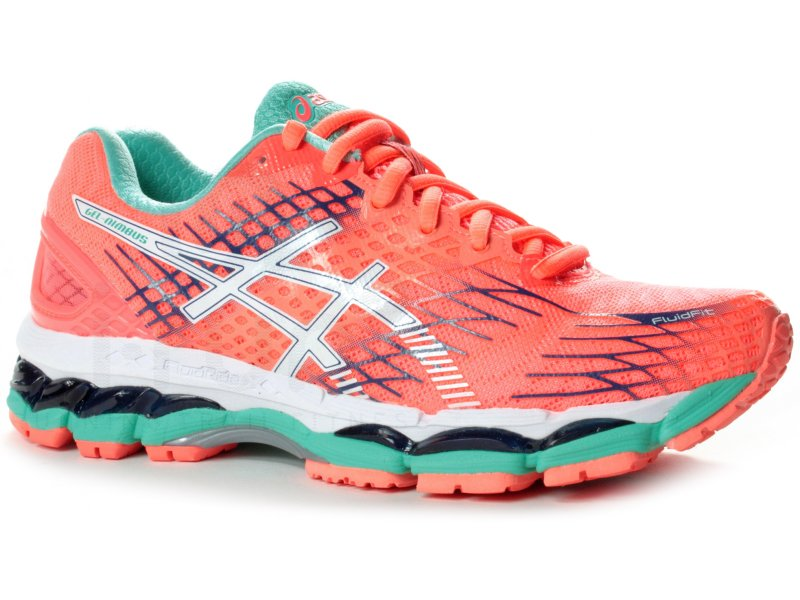 asics gel nimbus 17 w pas cher chaussures running femme. Black Bedroom Furniture Sets. Home Design Ideas