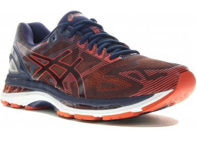 baskets running gel-nimbus 19 asics noir