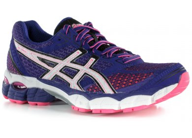 chaussure pulse w rose asics