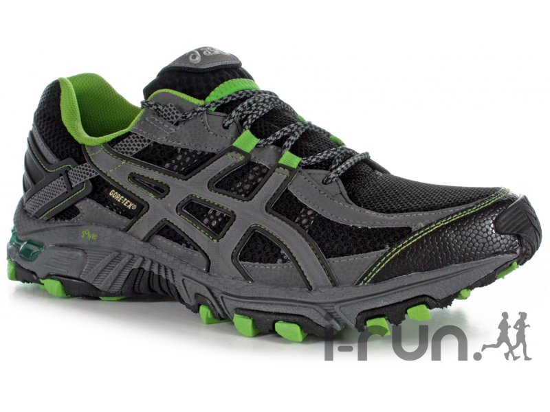 chaussures asics gel stormhawk