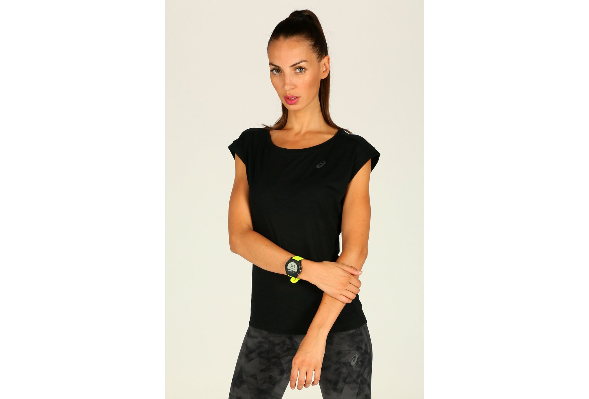 Asics Layering Top W vêtement running femme