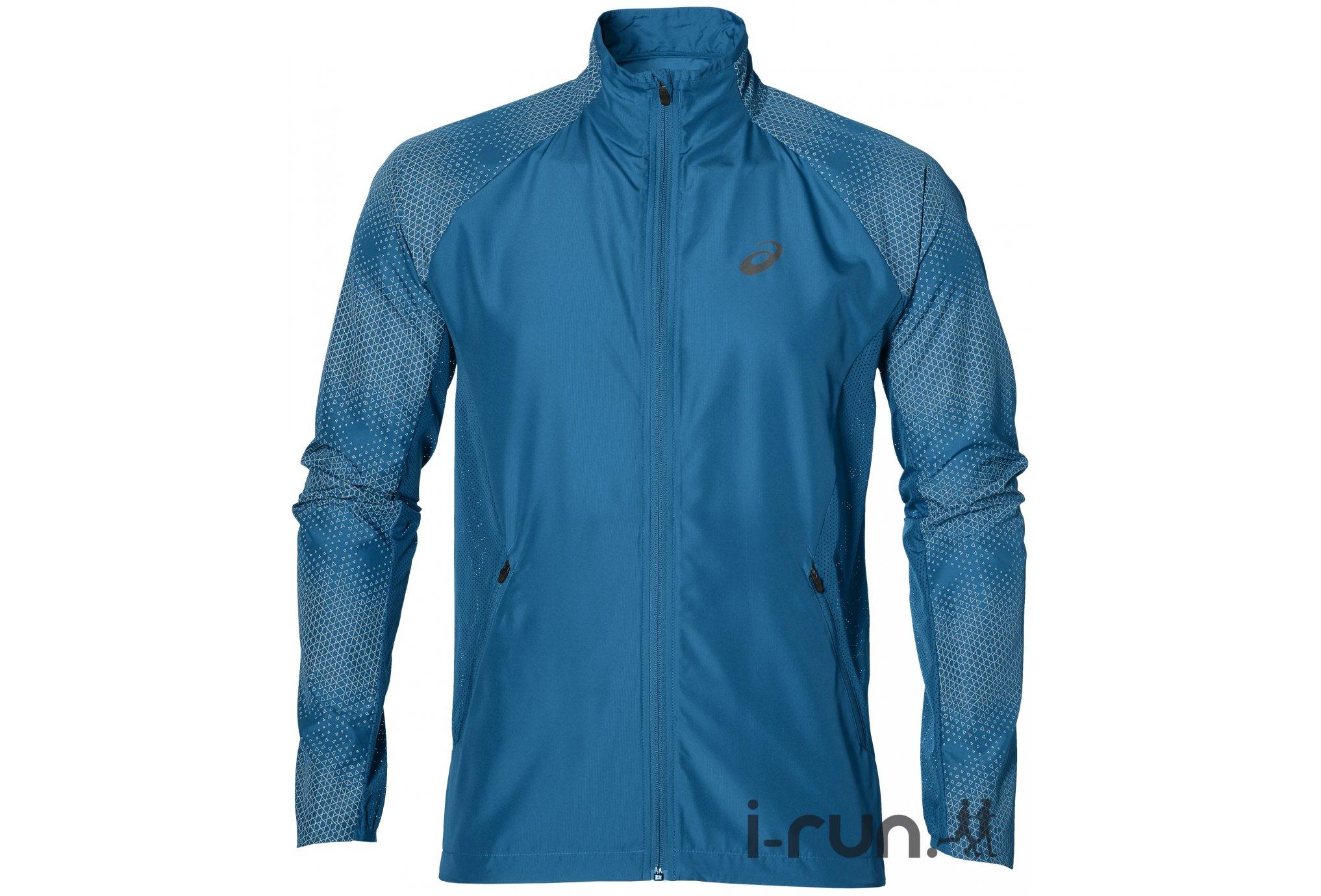 Asics Lite-Show Jacket M vêtement running homme