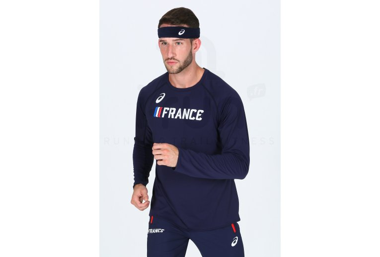 Asics LS Top France M