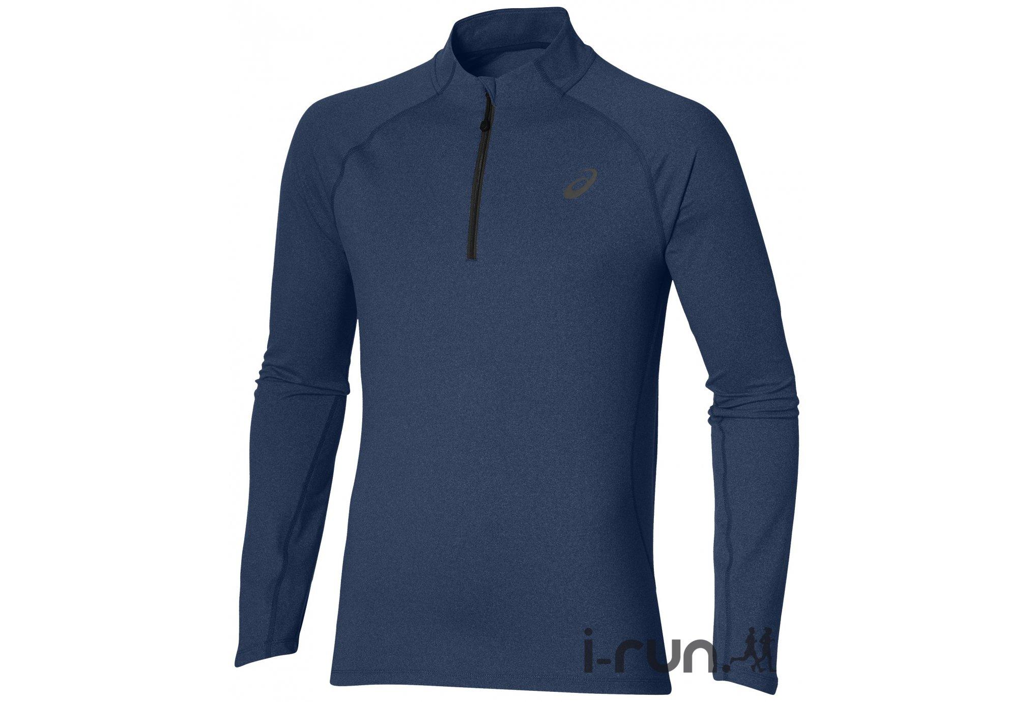 Asics Maillot 1/2 Zip Jersey M vêtement running homme