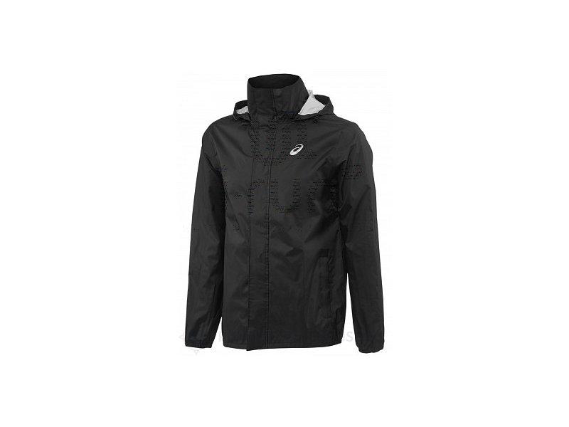 Asics Rain Jacket M pas cher - Vêtements homme running Vestes & coupe Vent  en promo