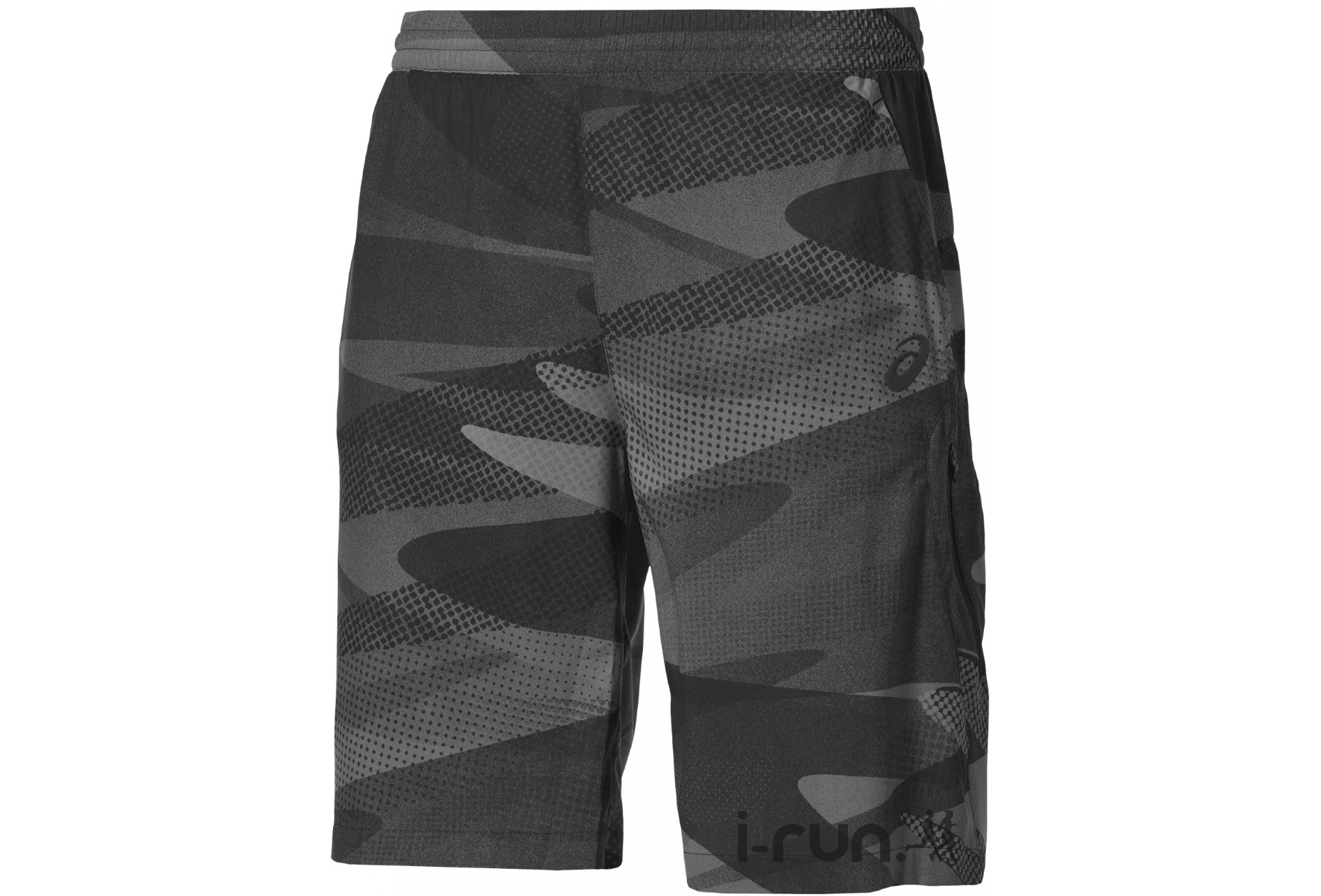 Asics Short Tech Graphic M vêtement running homme
