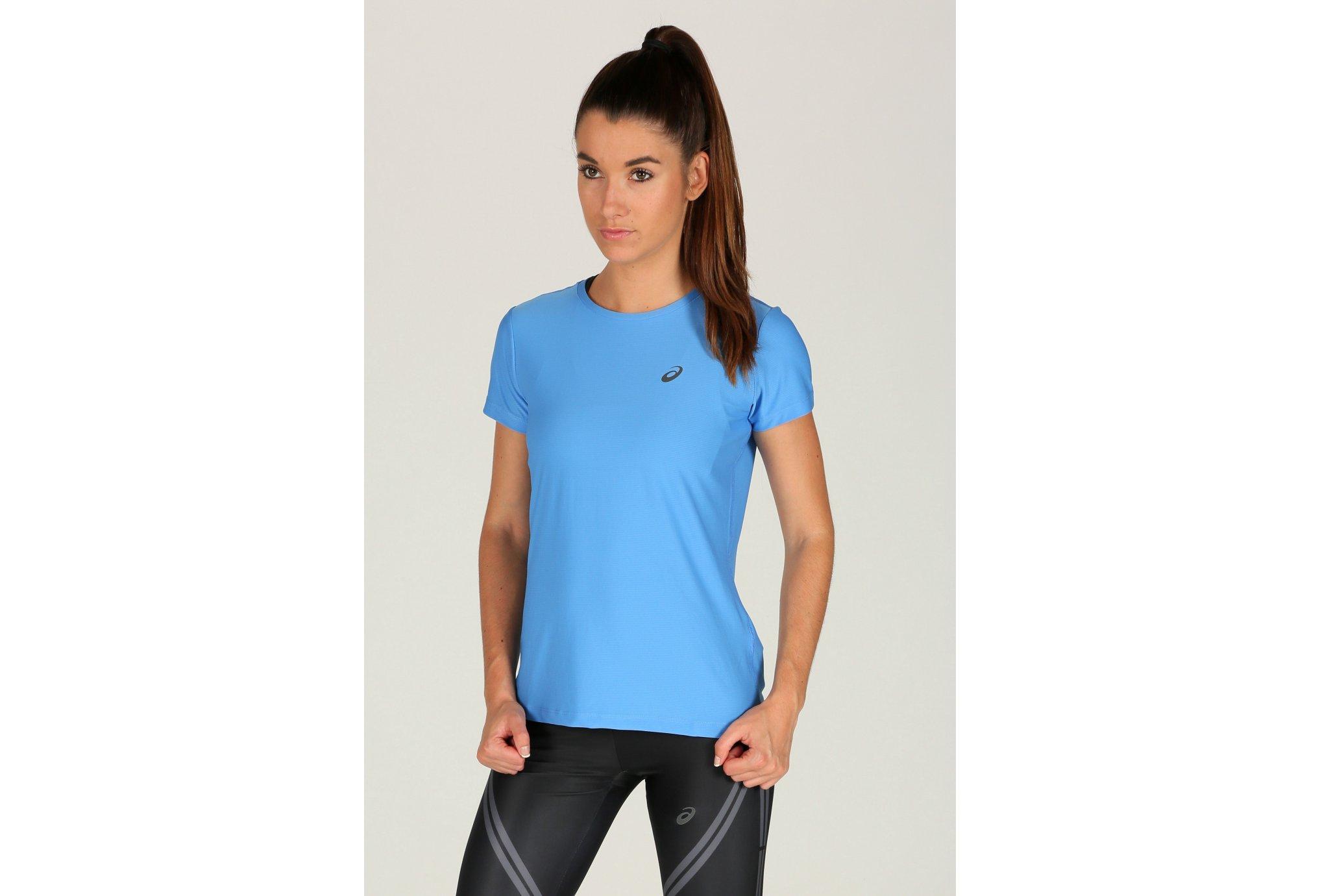 Asics SS Top W vêtement running femme