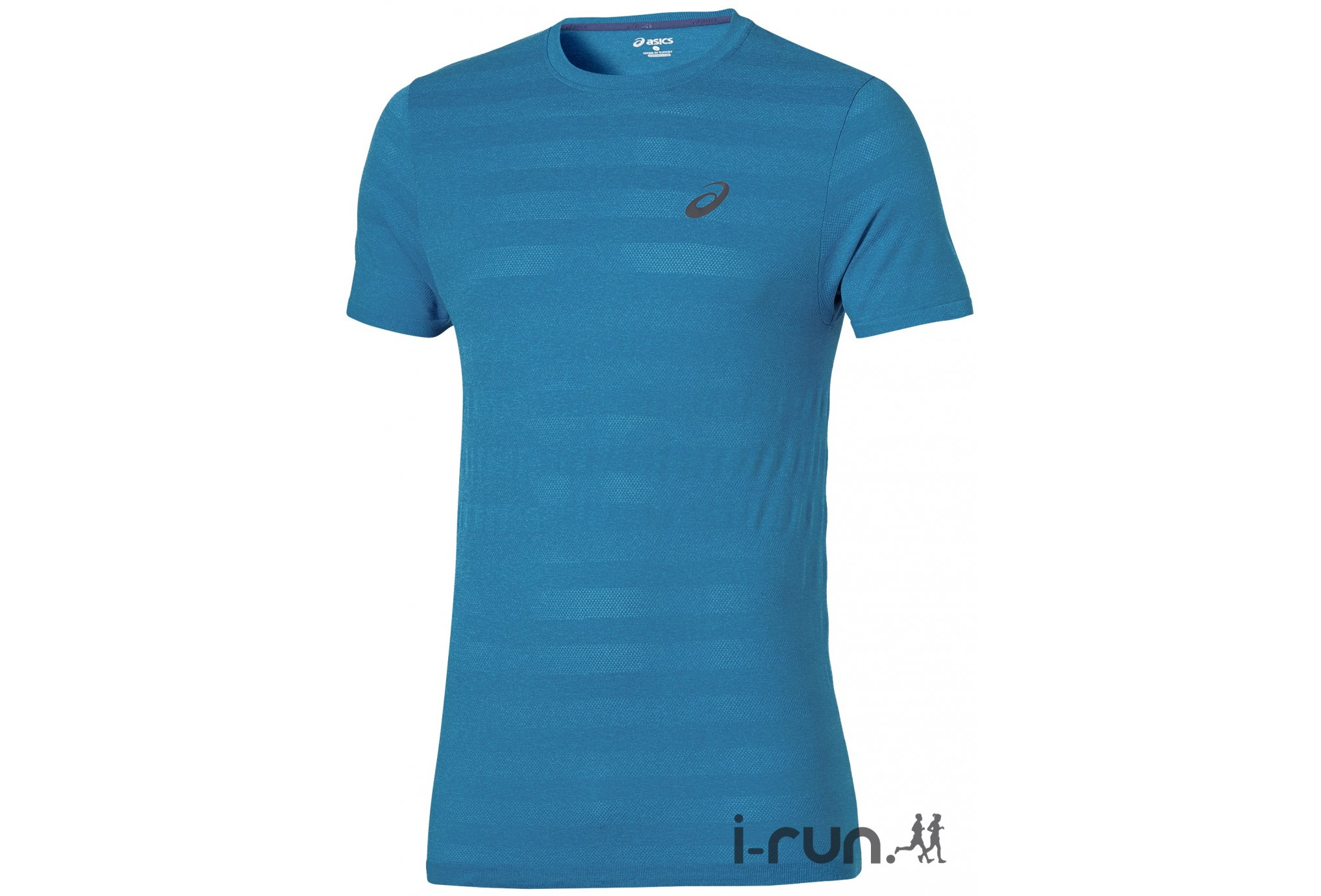 Asics Tee-shirt FuzeX Seamless M vêtement running homme