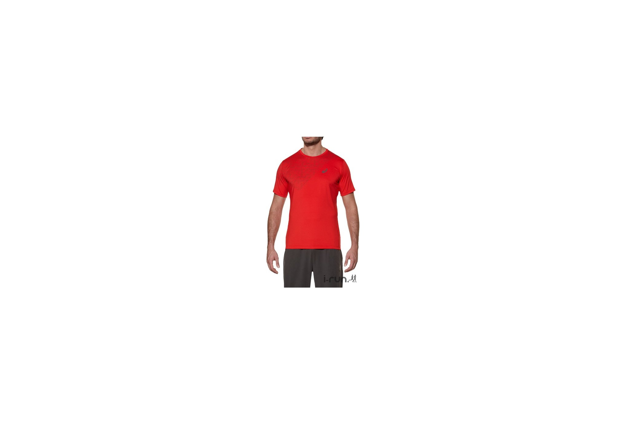 Asics Tee-Shirt Performance M vêtement running homme
