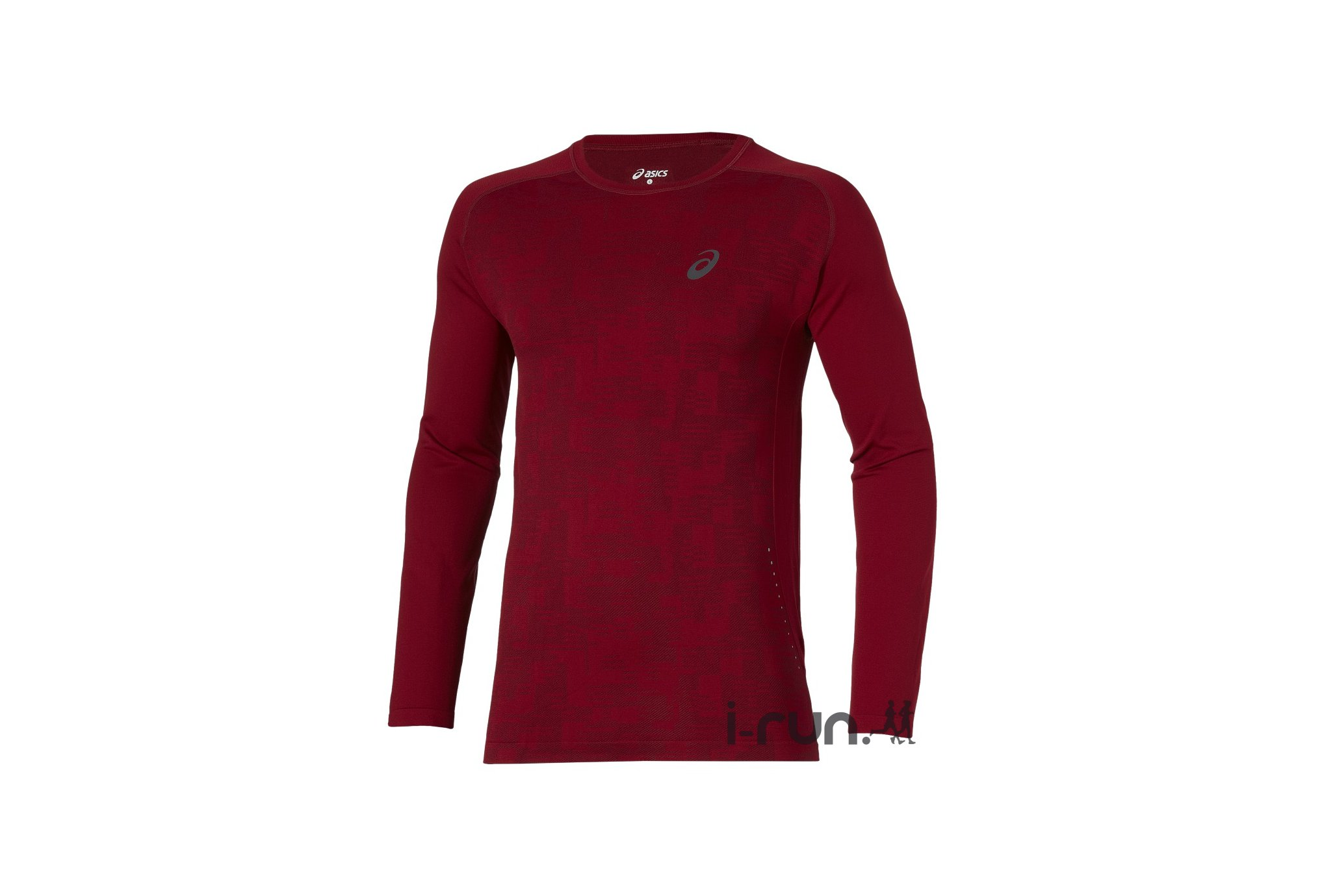 Asics Tee-Shirt Seamless Top M vêtement running homme