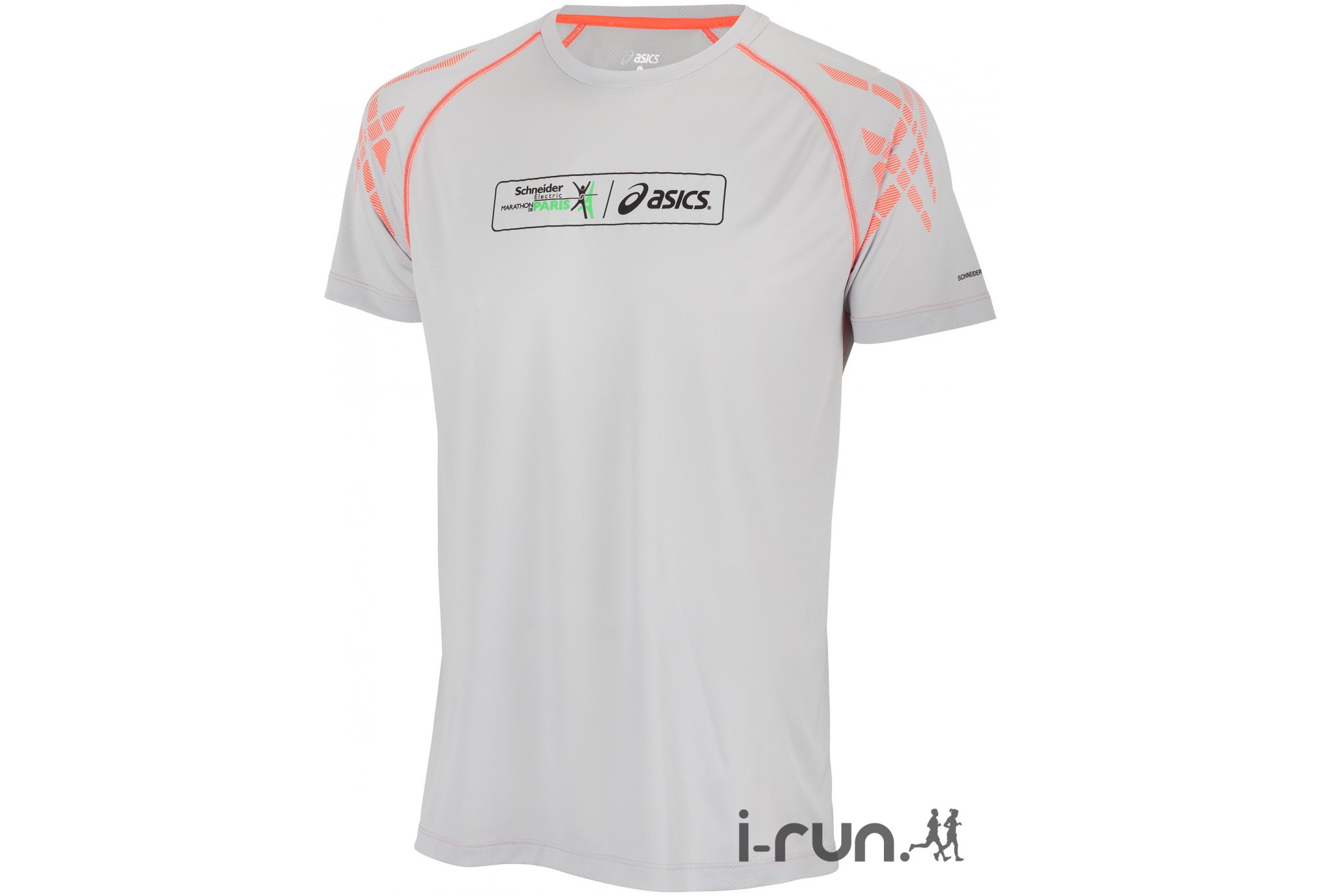 Asics Tee-shirt Speed MDP M Di�t�tique V�tements homme