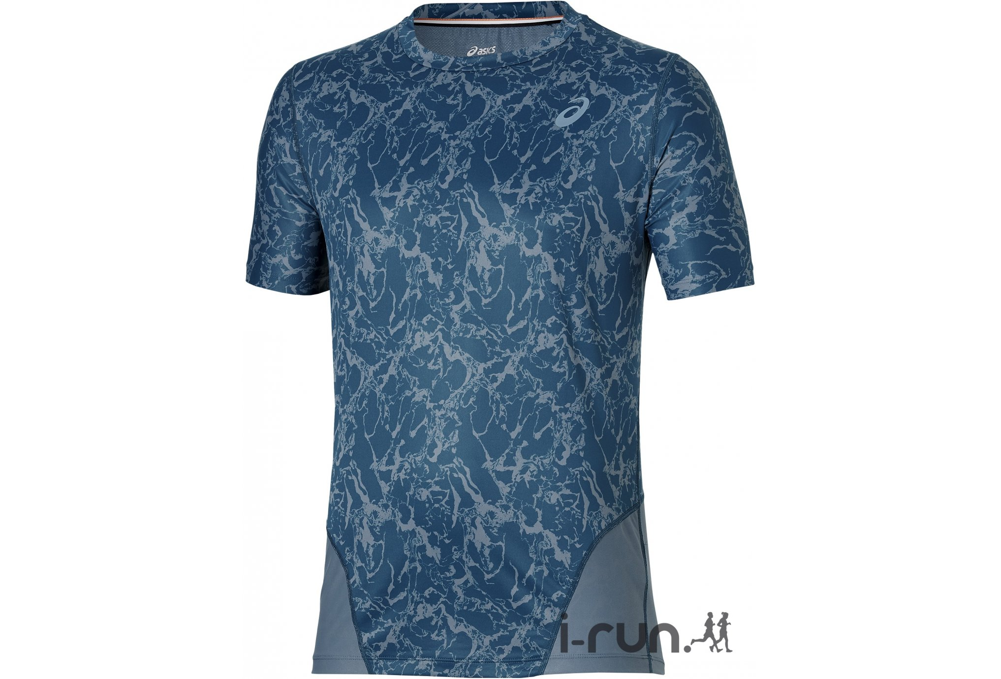 Asics Tee-shirt Zero Distract M vêtement running homme