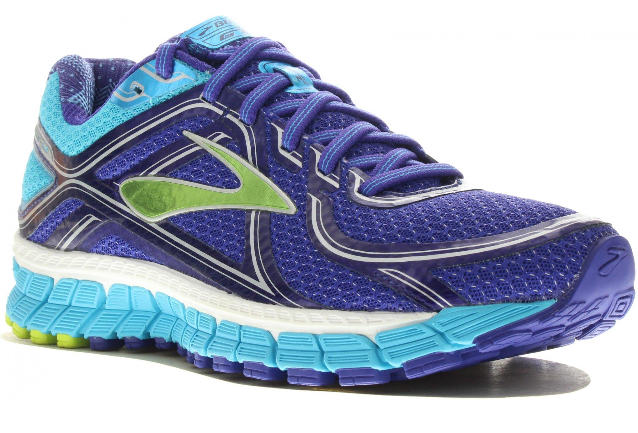 Brooks Adrenaline gts 16 w diététique chaussures femme