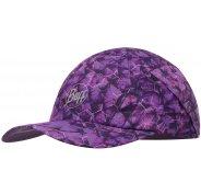 Buff Pro Run Cap R-Adren Purple Lilac W