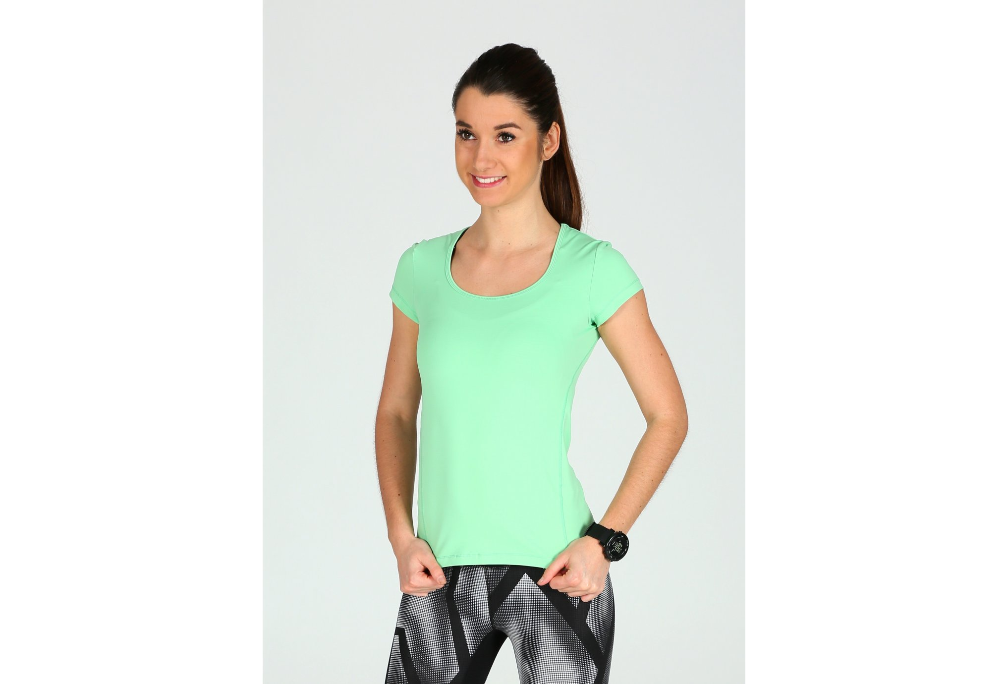 Cyclo randonneurs saint chamonais - Casall Tee-shirt Essential ... 655500610cb