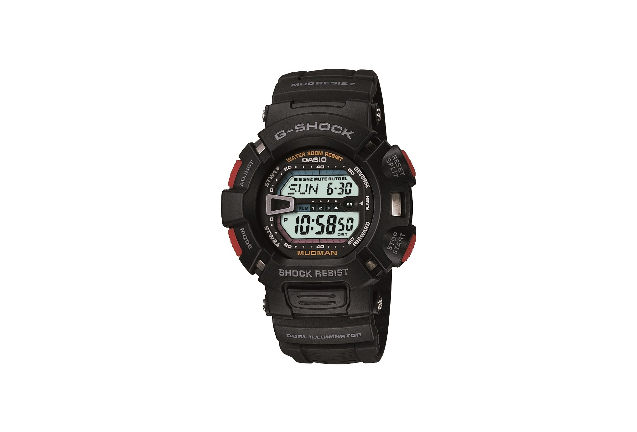 Casio G-Shock g-9000 montres de sport