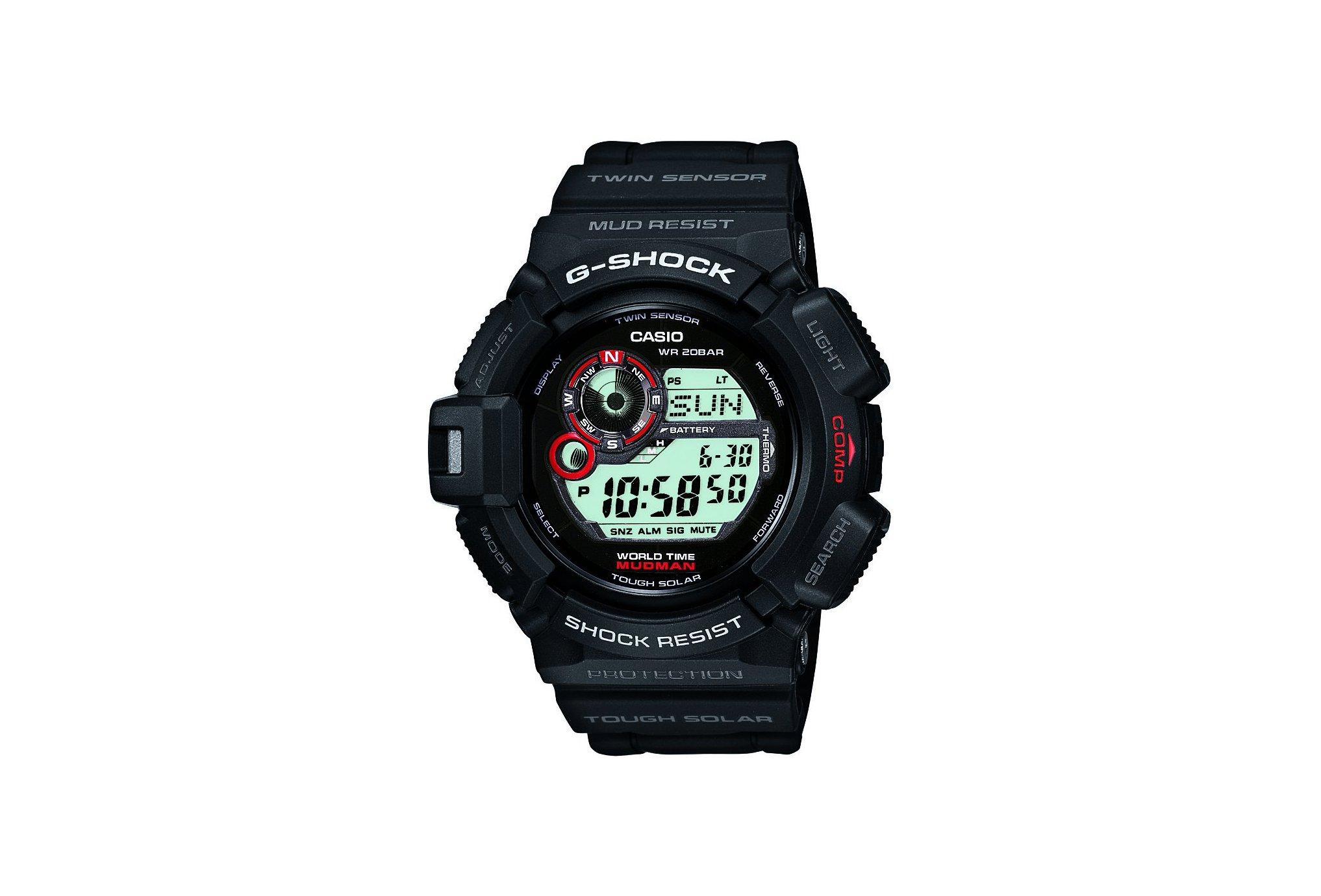 Casio G-Shock mudman montres de sport
