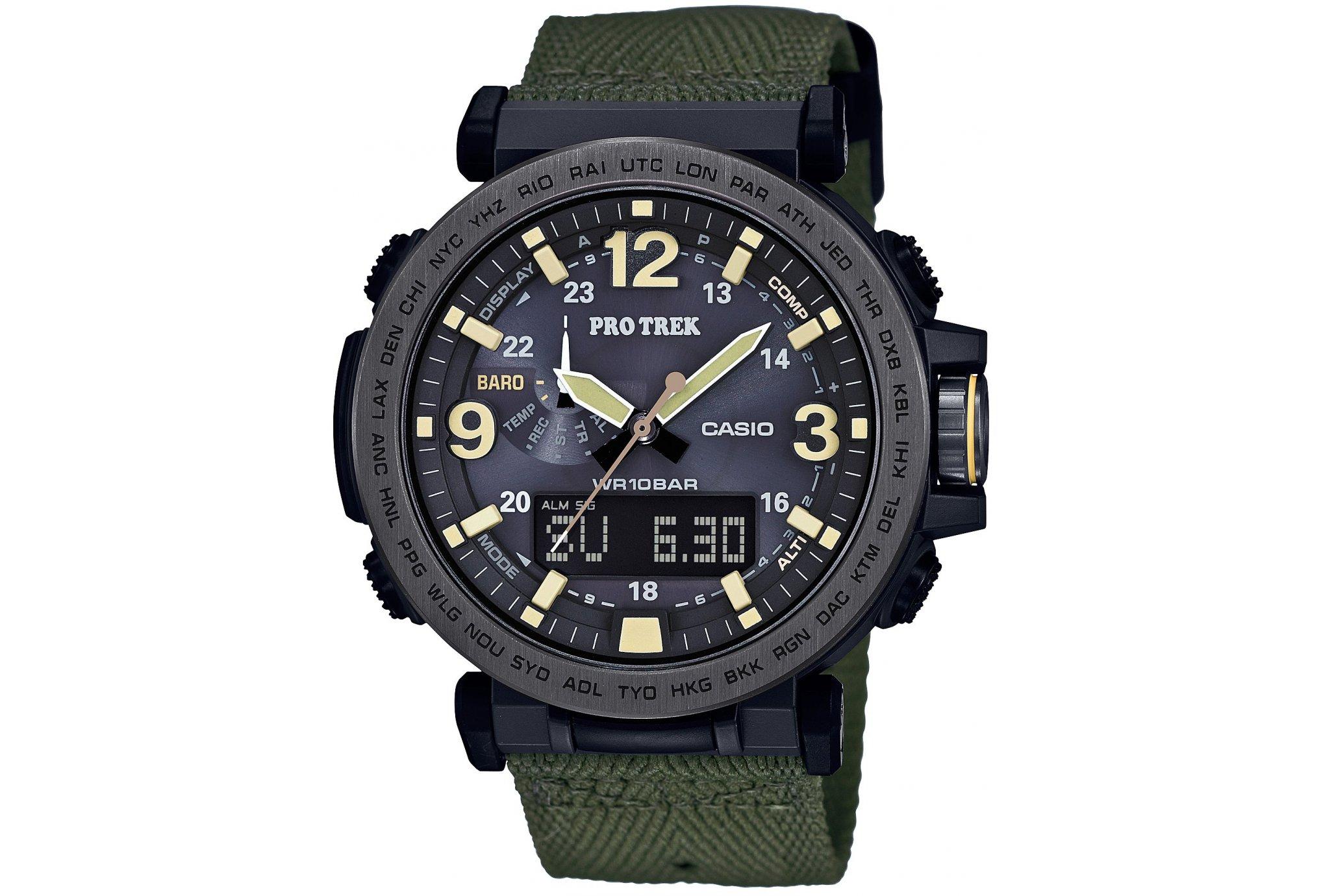 Casio Pro trek prg-600yb montres de sport