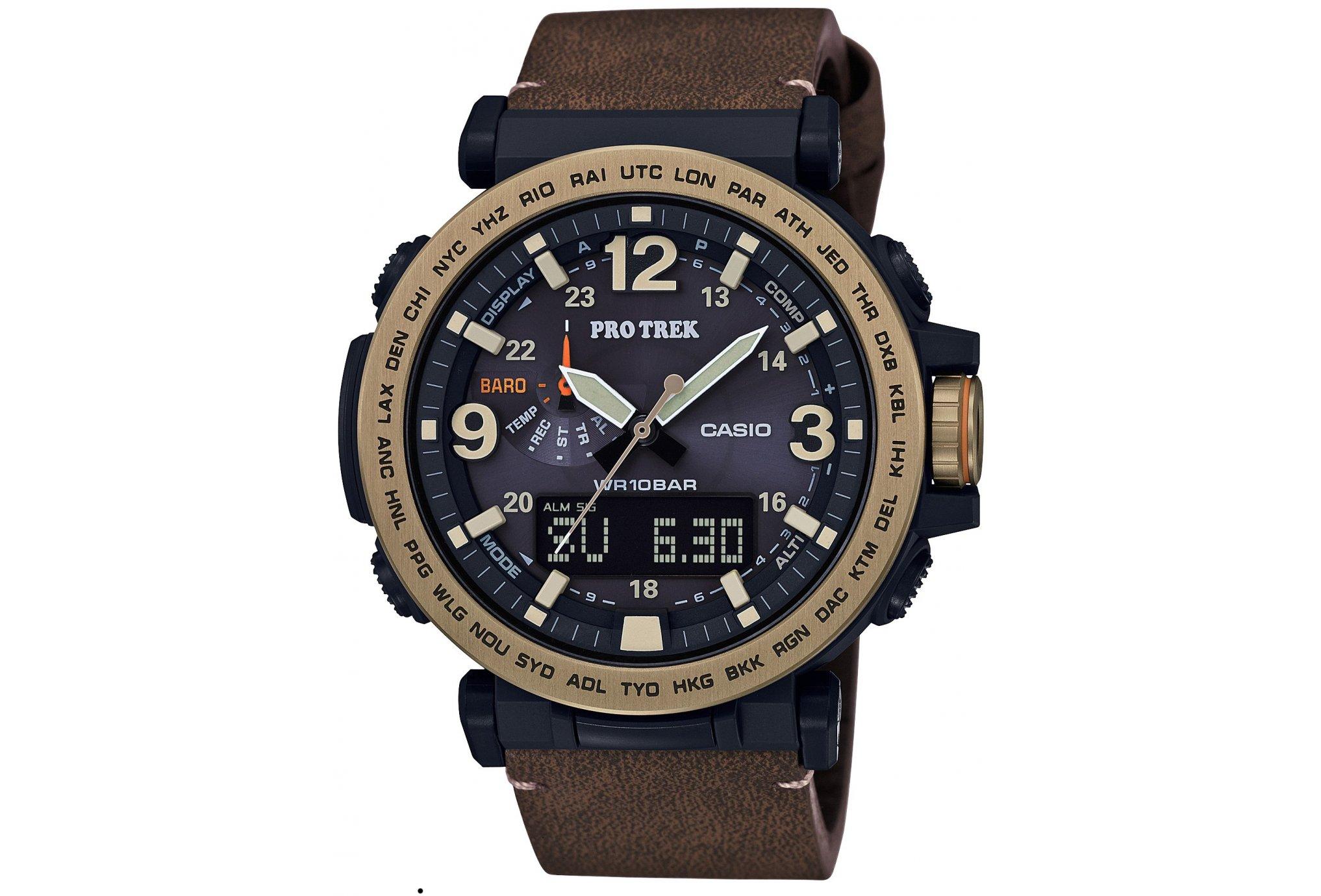 Casio Pro trek prg-600yl montres de sport