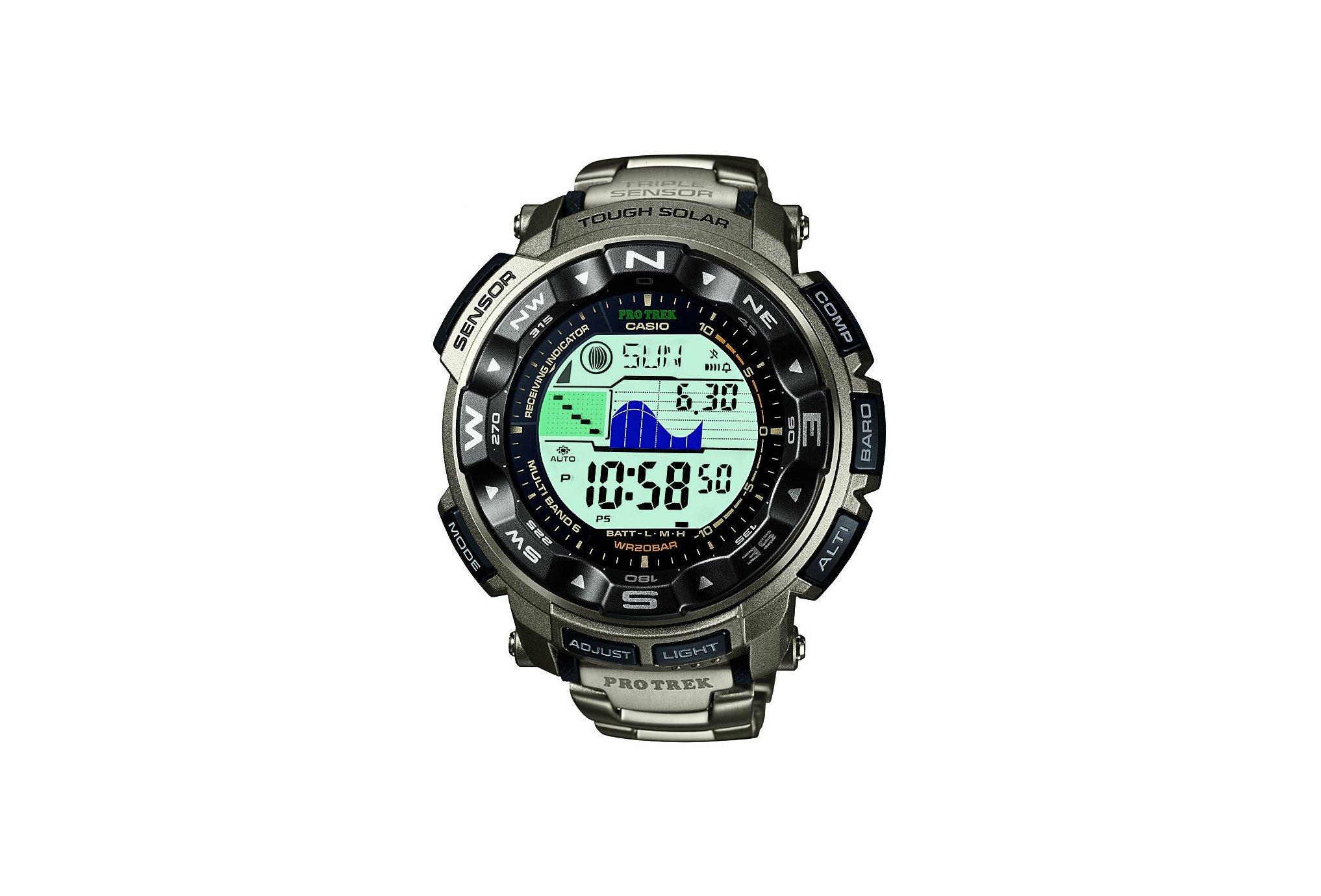 Casio Pro trek prw-2500t montres de sport