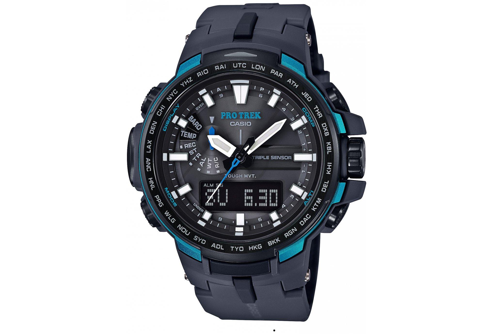 Casio Pro trek prw-6100y montres de sport
