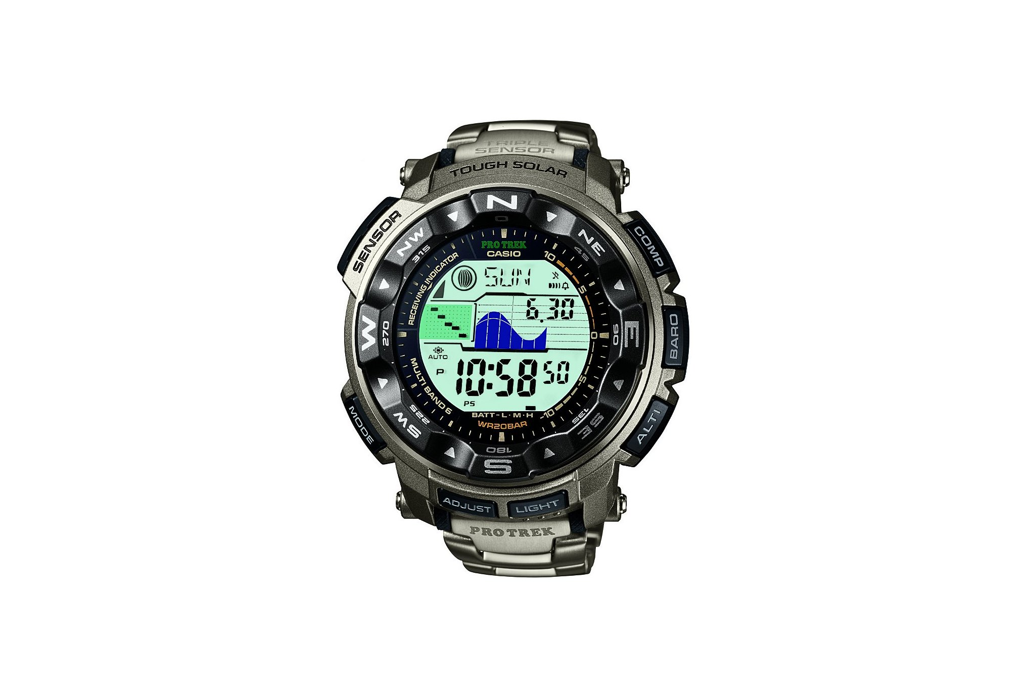 Casio Prw-2500t montres de sport