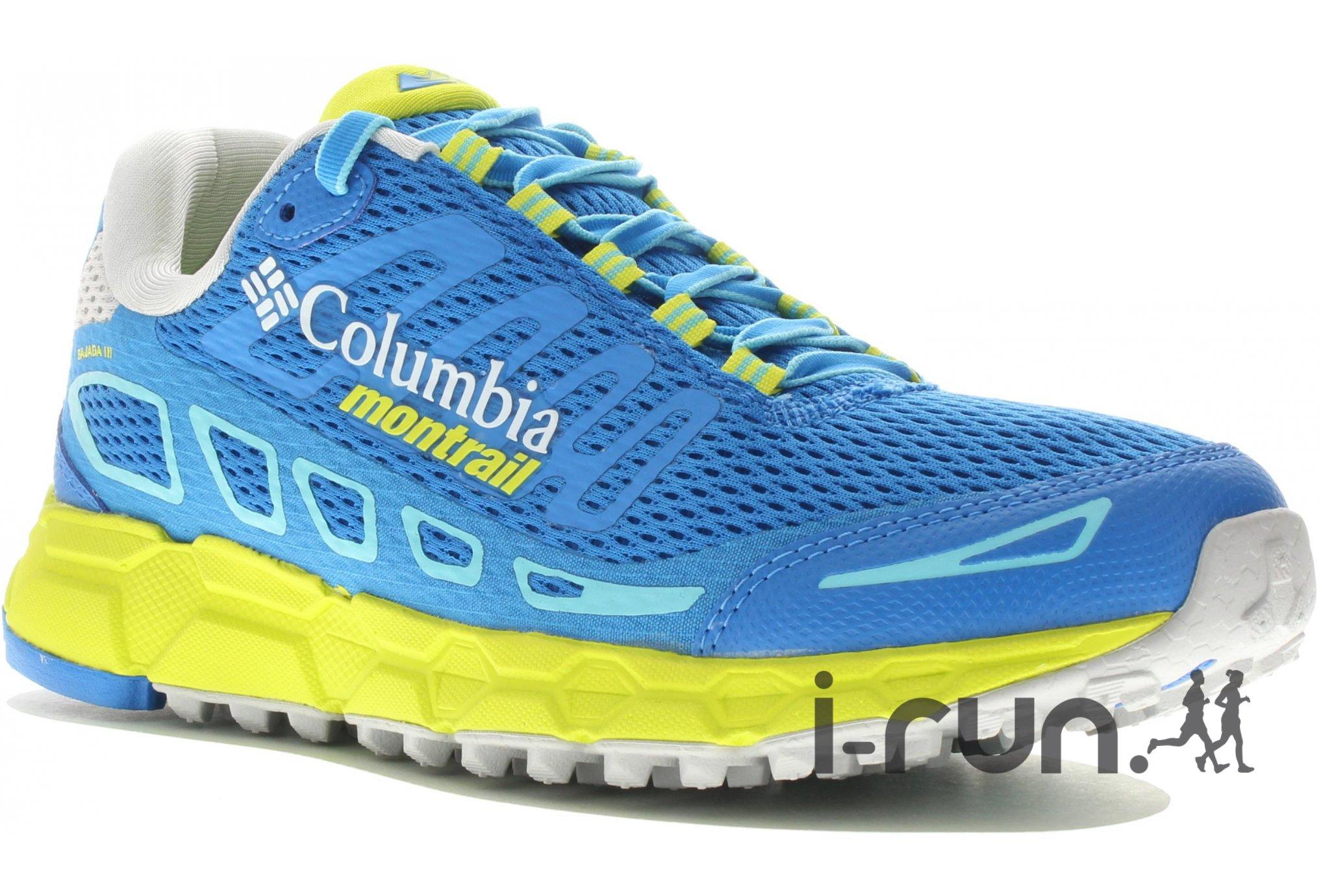 Columbia Bajada iii w chaussures running femme
