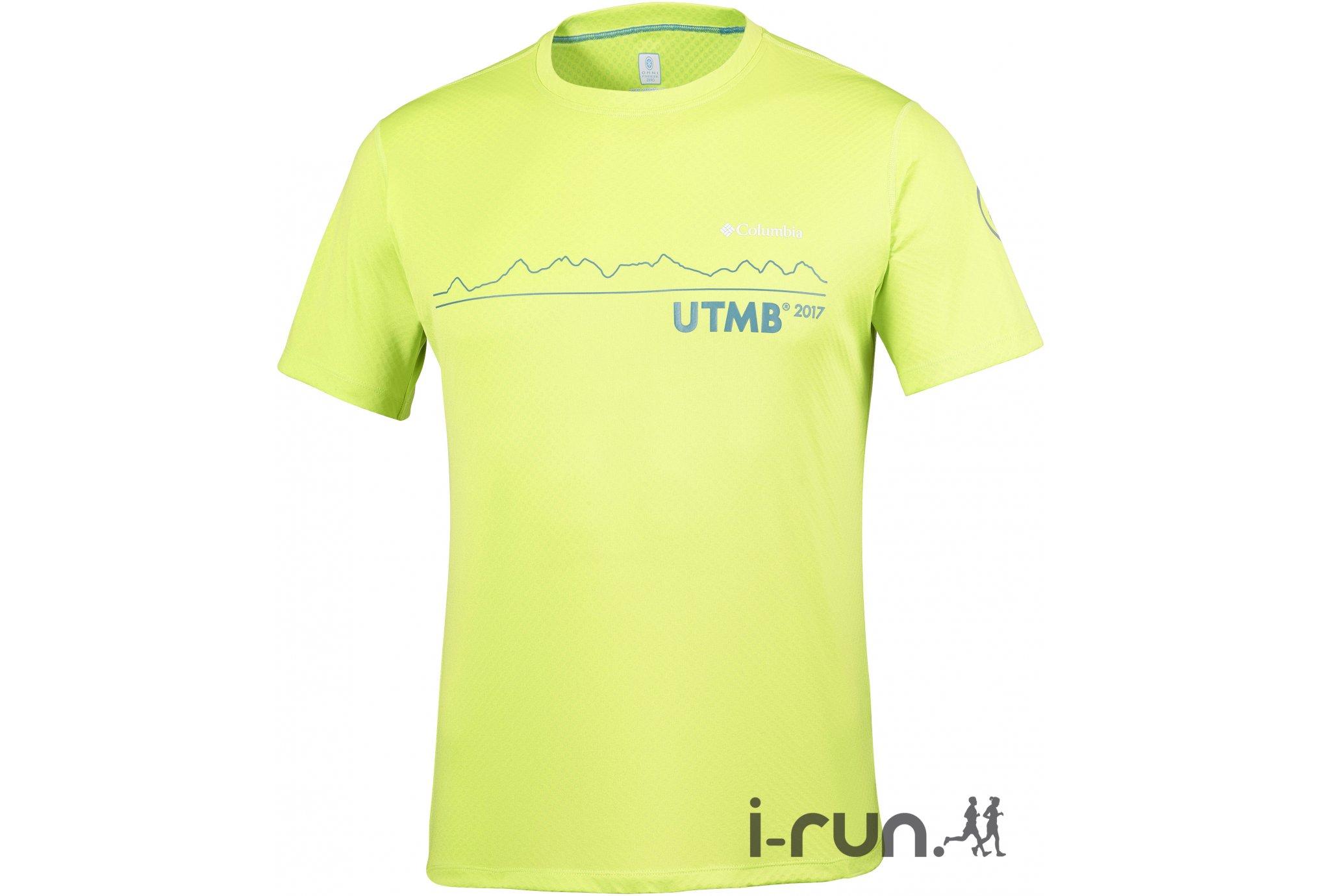 Columbia Zero Rules II UTMB® M vêtement running homme