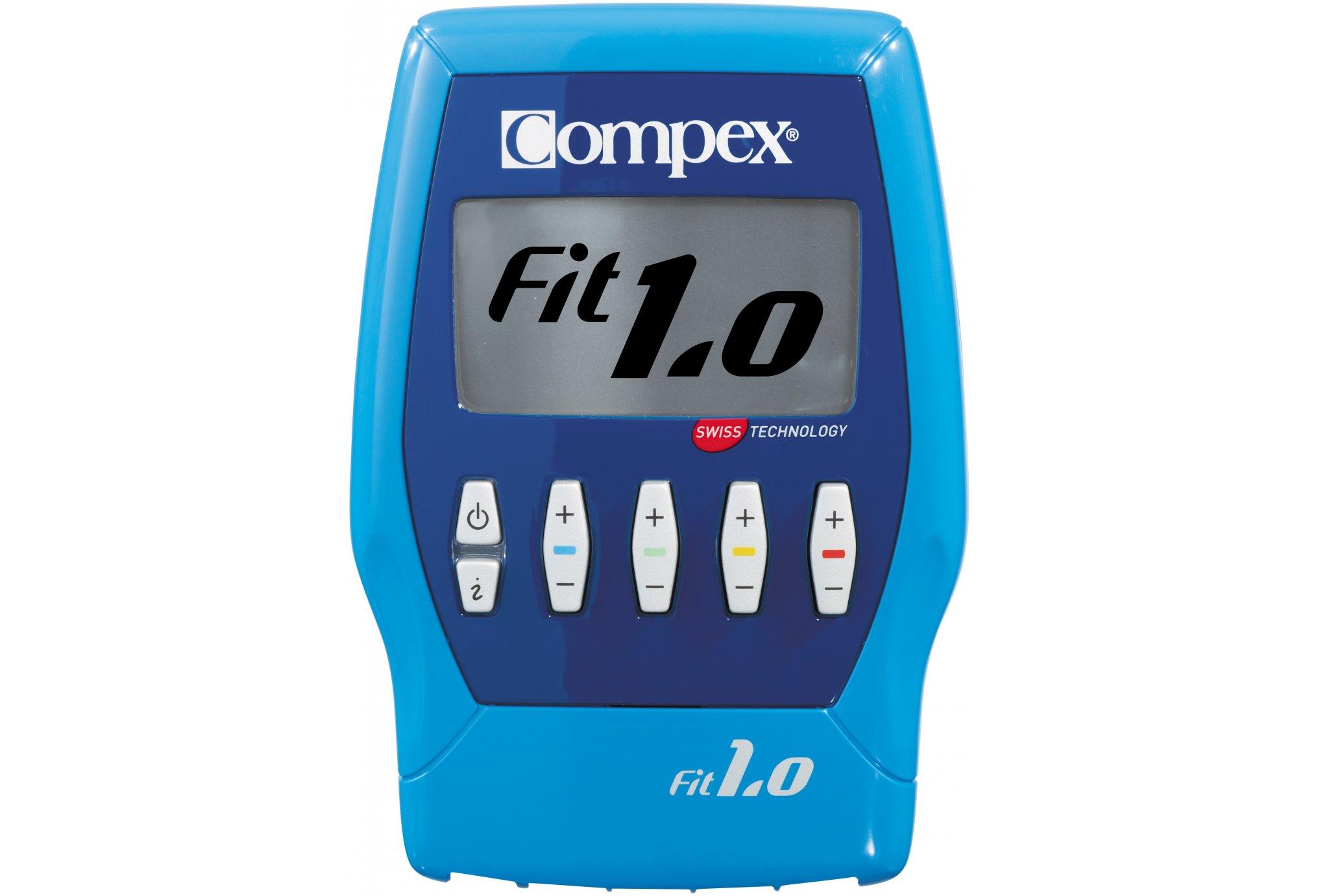 Compex Fit 1.0 Electrostimulateur