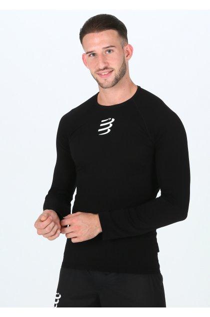 Compressport camiseta manga larga 3D Thermo 50G