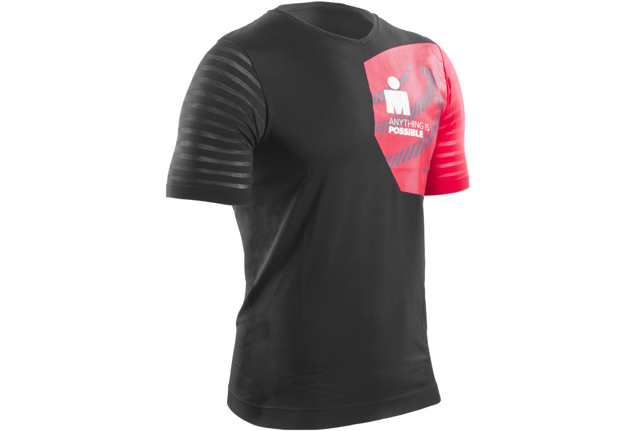 Cyclo randonneurs saint chamonais - Compressport Training Tshirt M ... 014d1d74109