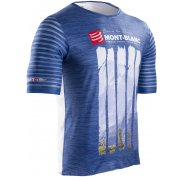 Compressport Training Tshirt Mont Blanc 2017 M