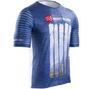 Compressport Tshirt Mont Blanc 2017 M