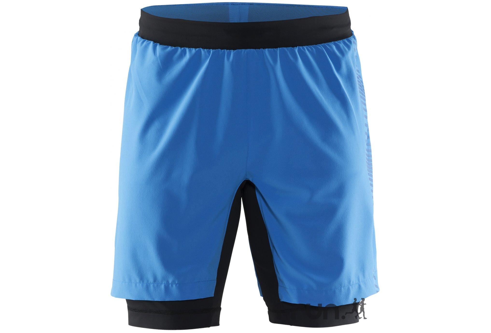 Craft Grit Short M vêtement running homme
