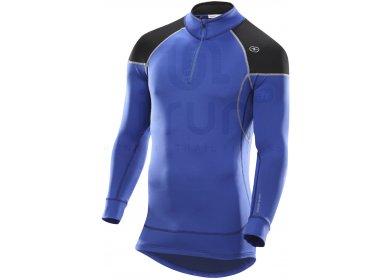 damart sport tee shirt 1 2 zip ml m pas cher destockage. Black Bedroom Furniture Sets. Home Design Ideas