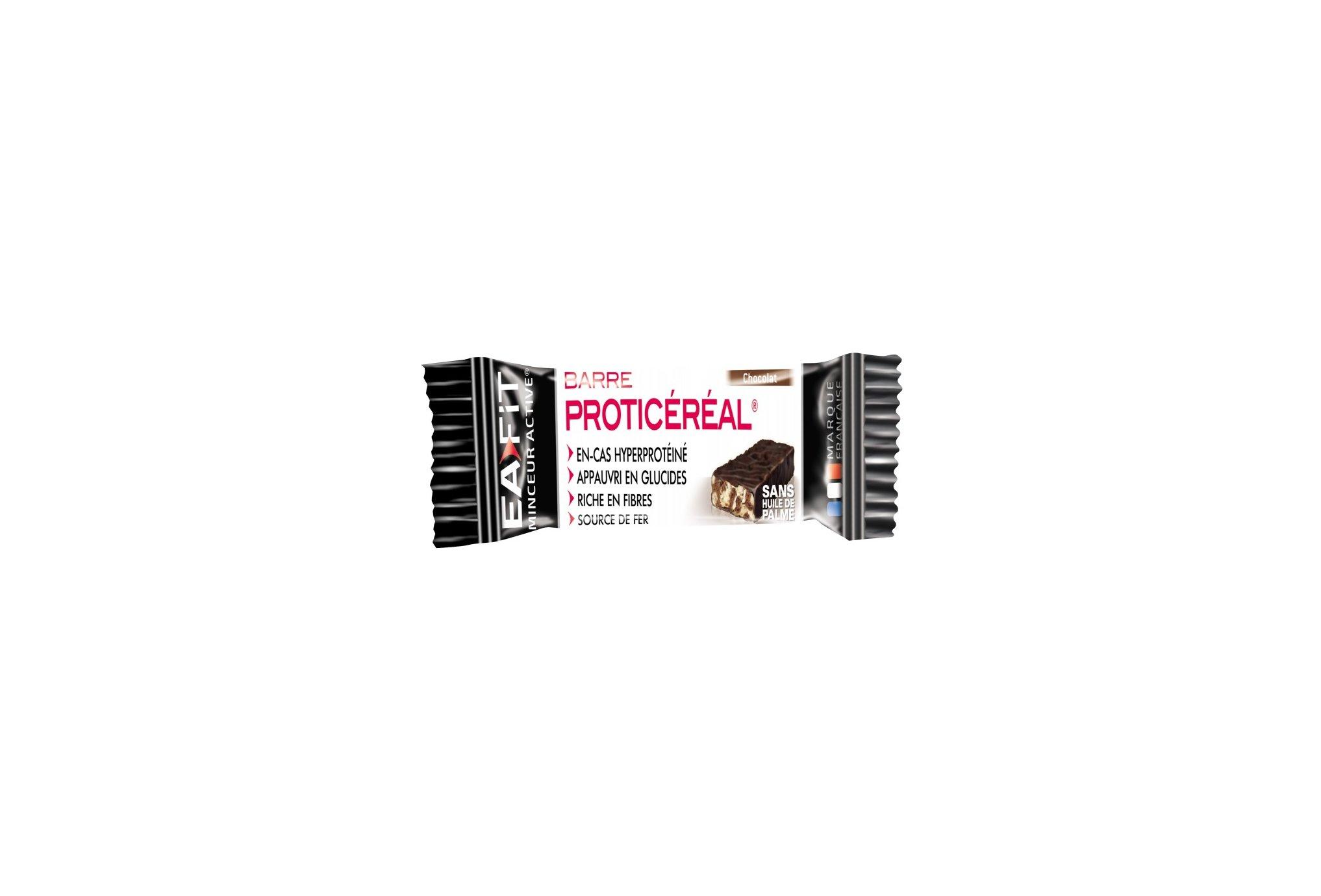 EAFIT Barre Proticeréal - Chocolat Diététique Barres