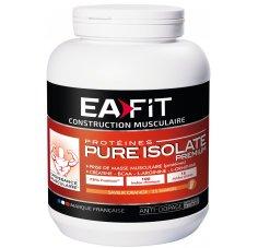 EAFIT Protéines Pure Isolate Premium 750g - orange