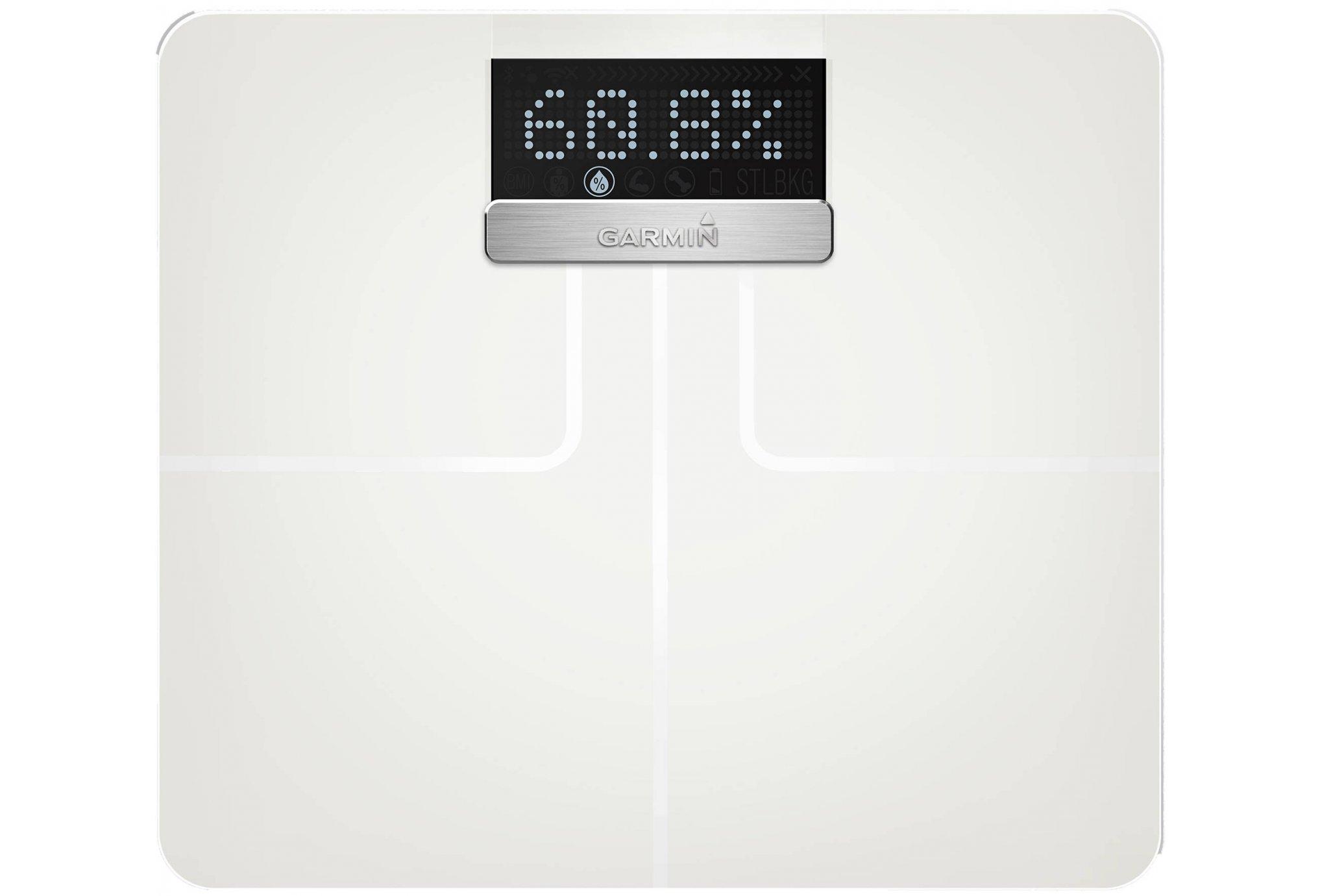 Garmin Balance smart scale accessoires connectés