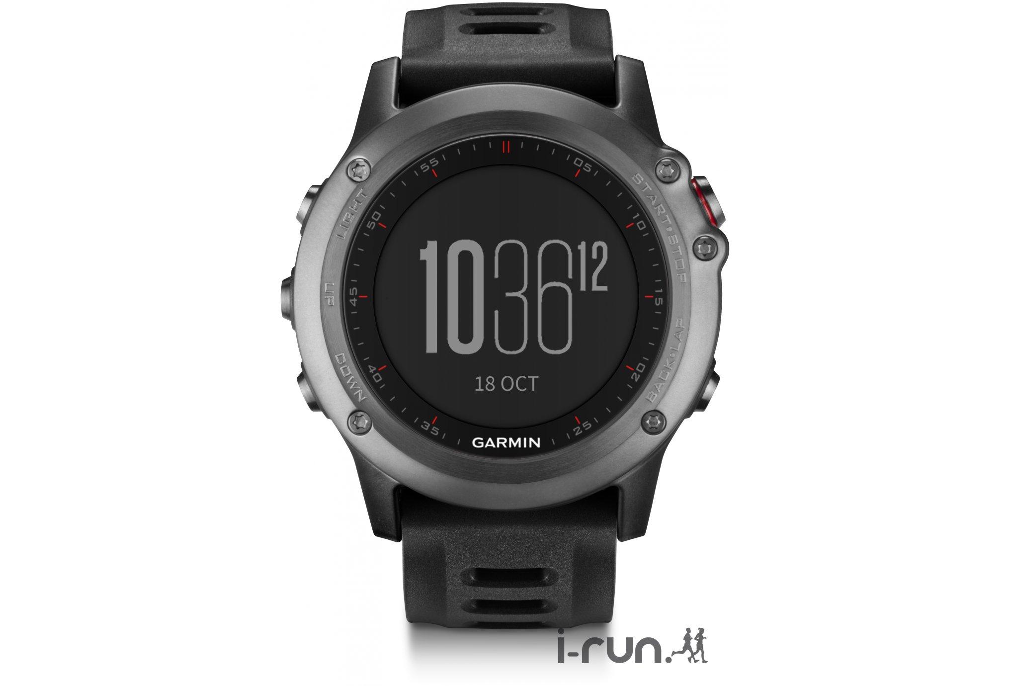 Garmin Fenix 3 gps hrm-Run cardio-gps