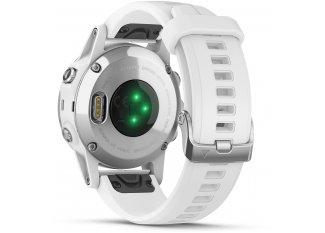 Garmin Fenix 5S Plus Silver Zafiro
