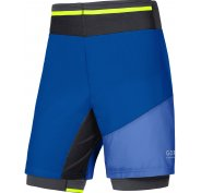 Gore Running Wear Short Fusion 2 en 1 M