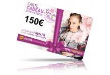 i-run.fr Carte Cadeau 150 Fête des Mères