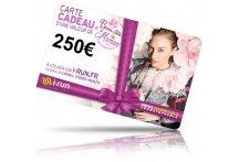 i-run.fr Carte Cadeau 250 Fête des Mères