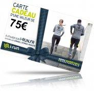 i-run.fr Carte Cadeau 75