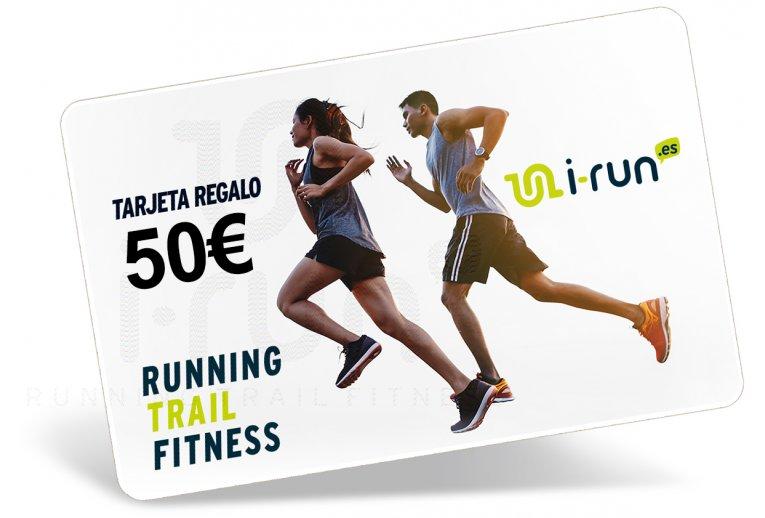 i-run.es Carte Cadeau 50
