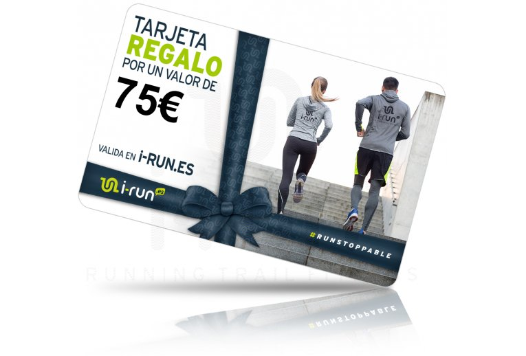 i-run.es Carte Cadeau 75