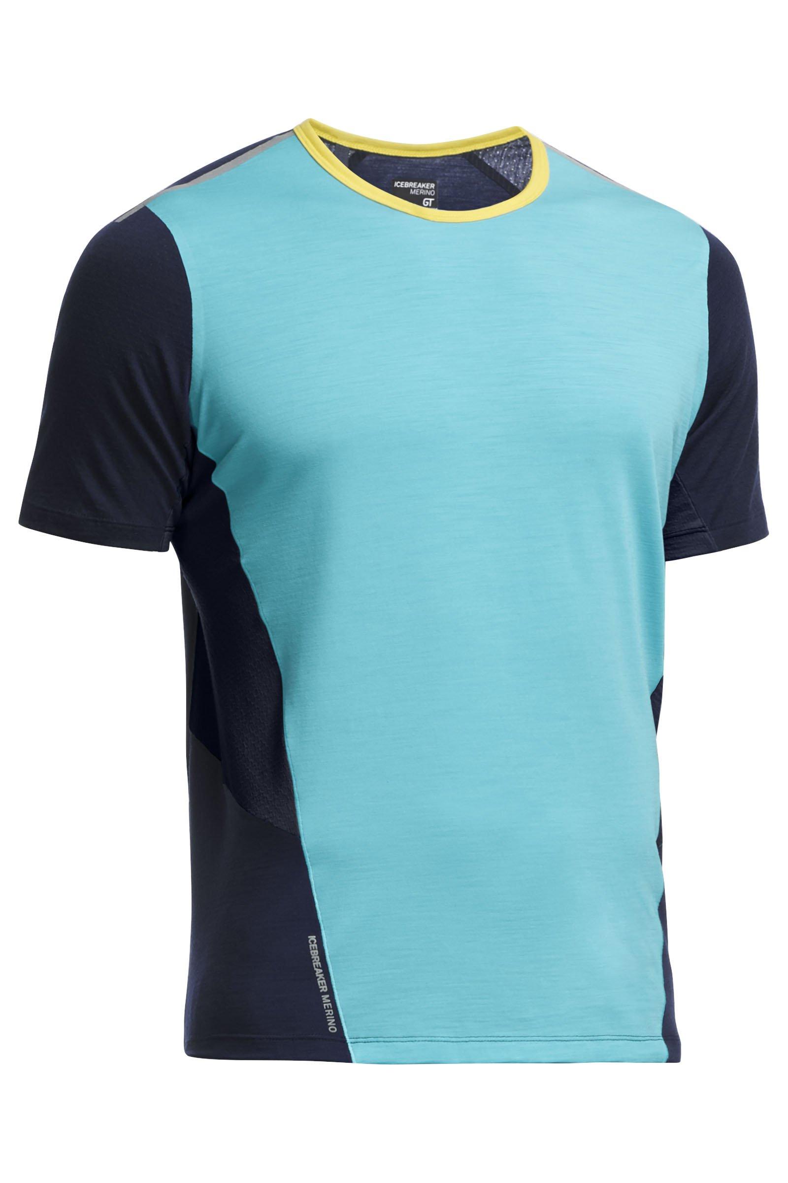 Icebreaker Tee-shirt Strike M v�tement running homme